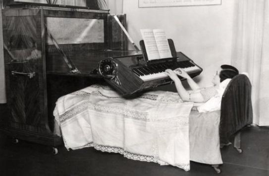 hastalara göre piyano