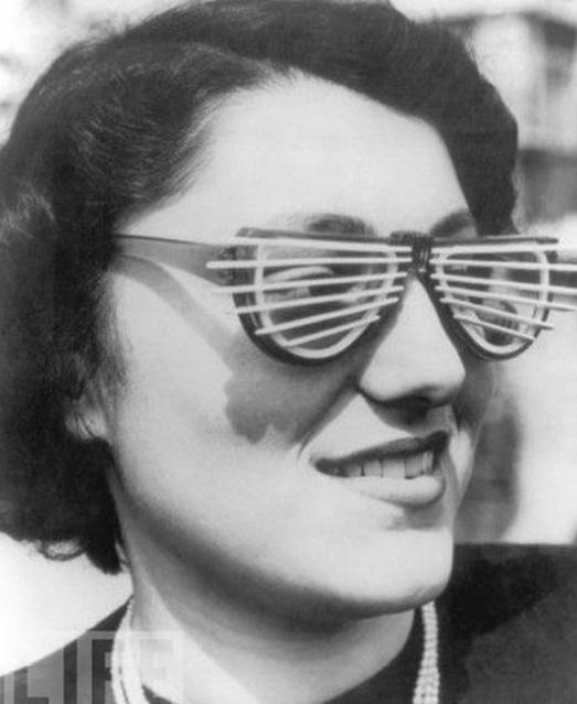 panjurlu gözlük